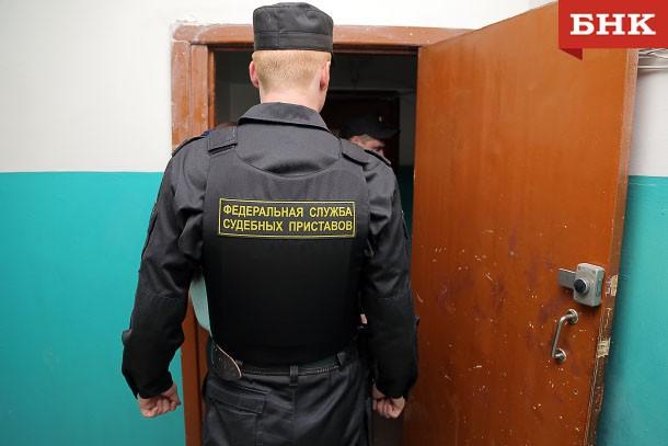 Безработный житель Коми накопил долг перед дочерью в 760 тысяч рублей