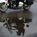 В Прилузье пьяный мотоциклист без прав угодил в ДТП