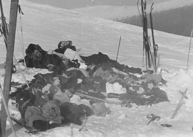 Появилась новая версия гибели группы на перевале Дятлова