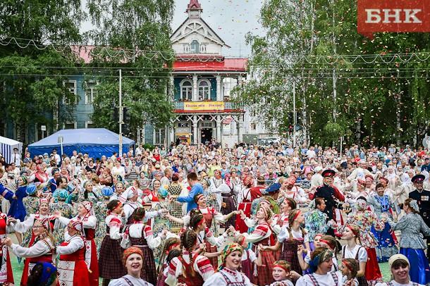 В Коми на «Завалинку» приедут 25 коллективов